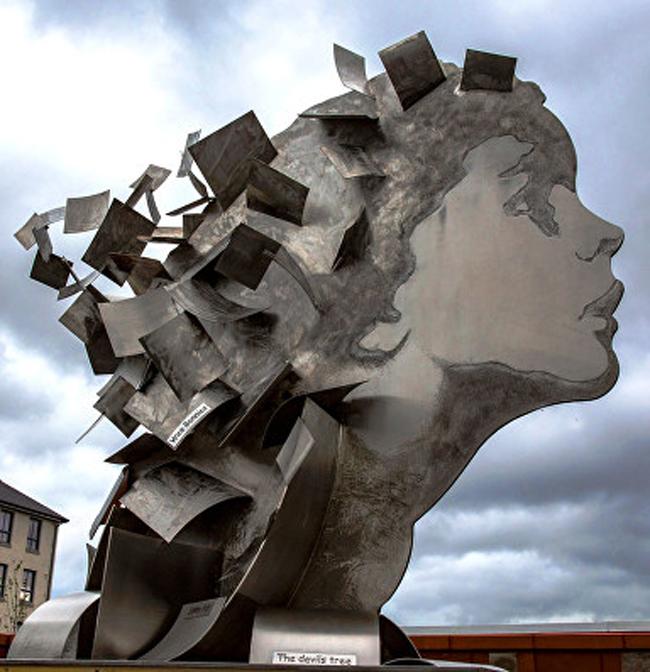 Sculptor and environmental artist